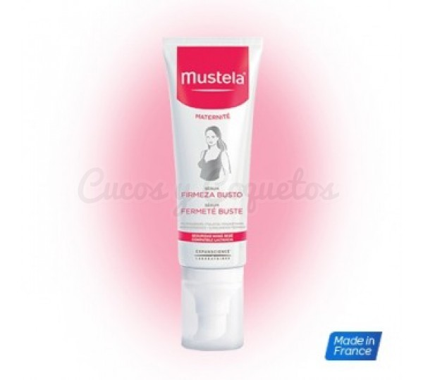 Serum firmeza busto Mustela 75 ml.