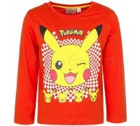 Camiseta m/l Pokemon