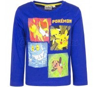 Camiseta Pokemon Azul
