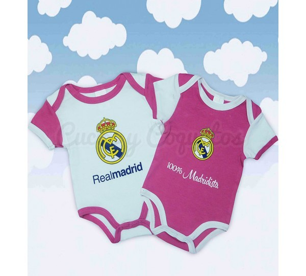 2 bodys Real Madrid