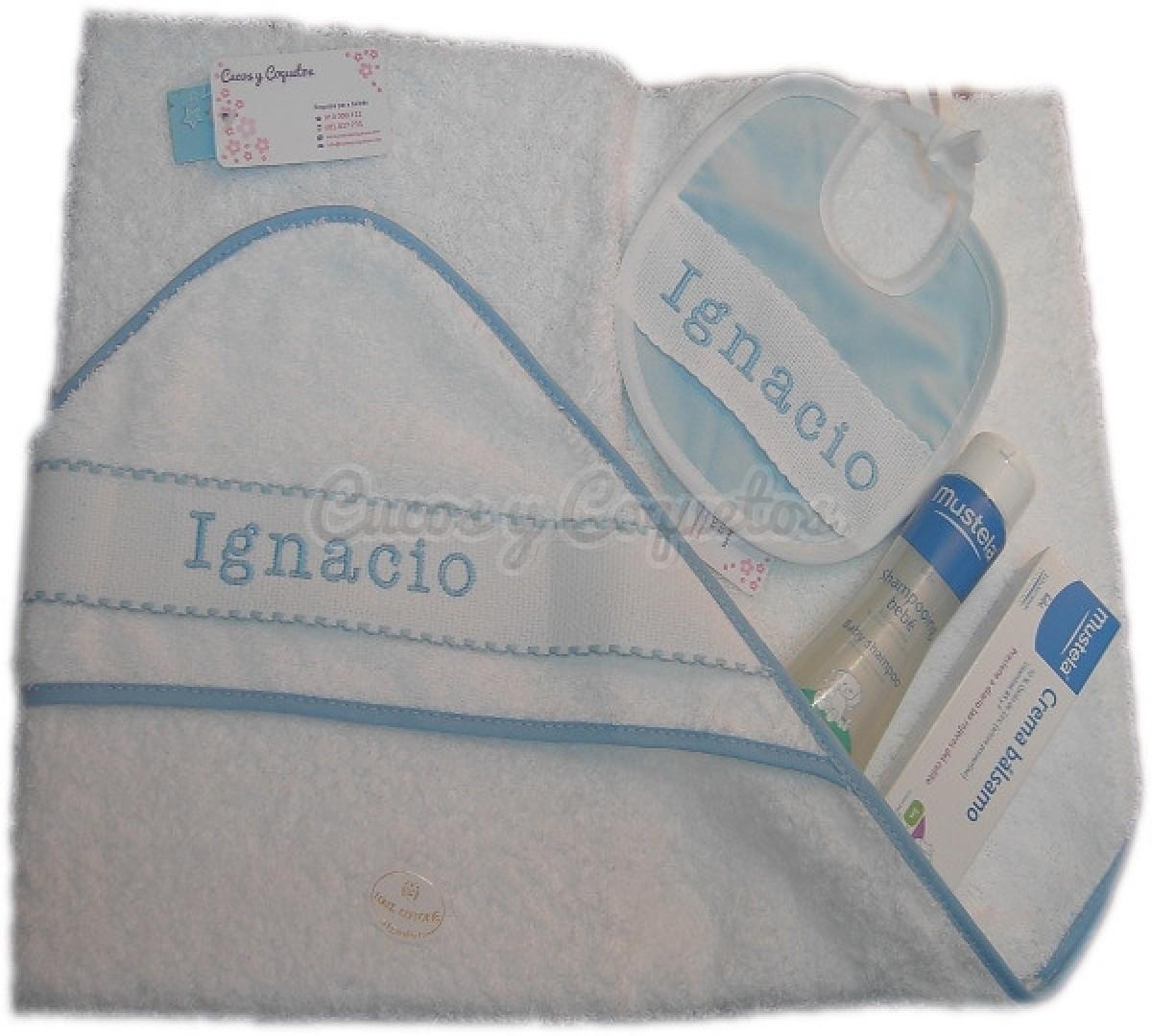 Baño Infantil Mustela:BABY SET BAÑO MUSTELA