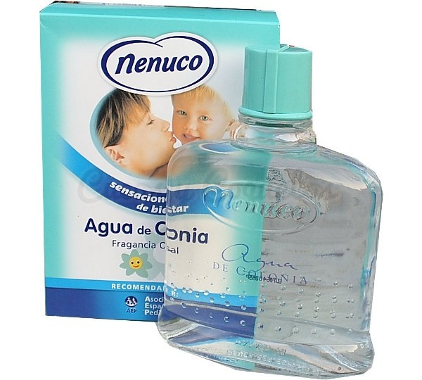 Colonia Nenuco 400 ml. Cristal