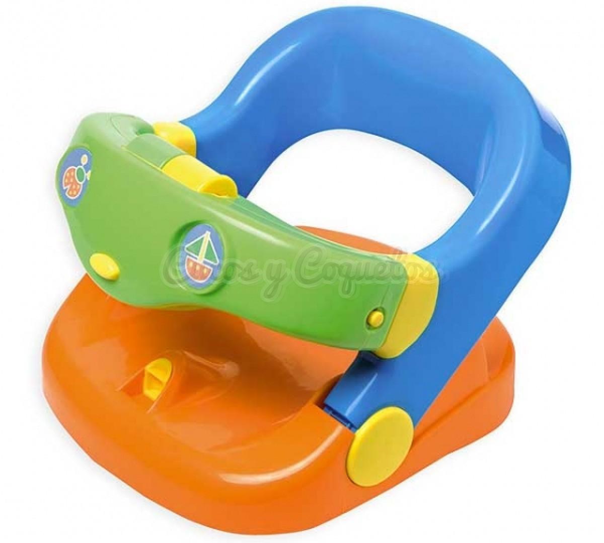 Baño Infantil Mustela:Soporte de baño giratorio