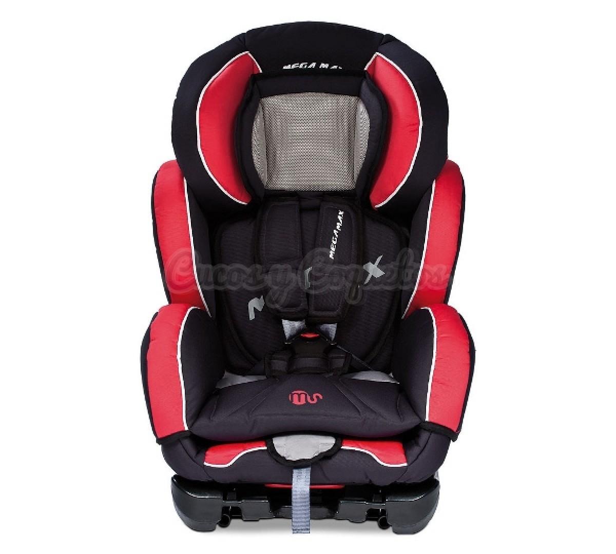 Silla auto 1 2 3 megamax regalos para beb s canastillas - Silla 1 2 3 reclinable ...