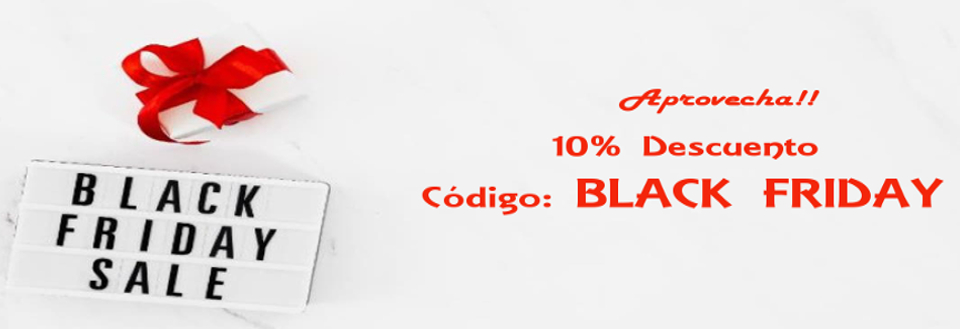 10% Black Friday
